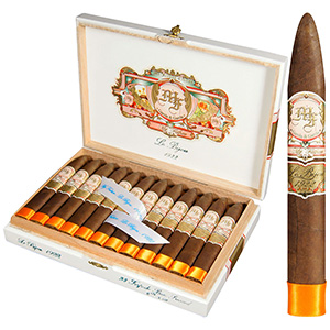 My Father Le Bijou 1922 Torpedo Cigars Pressed Cigars