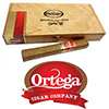 Ortega Series D Natural Cigars 5 Packs