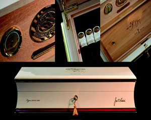 Padron 50 Anniversary Edition Cigar and Humidor