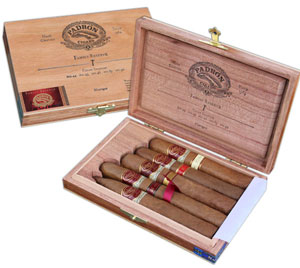 Padron Family Reserve Natural  5 Cigar Sampler
