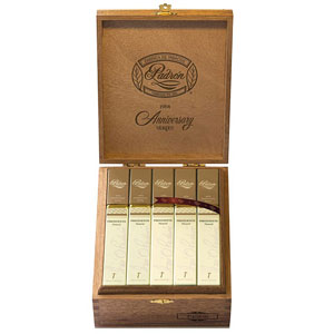 Padron 1964 Presidente Natural Tubo Box of 15
