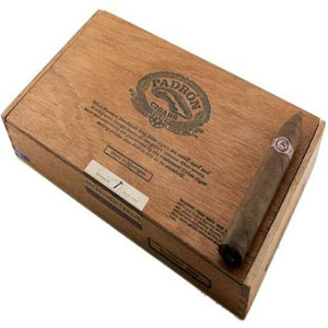 Padron 6000 Torpedo Natural Cigars 26