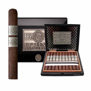 Rocky Patel 15th Anniversary Cigars 5 Packs