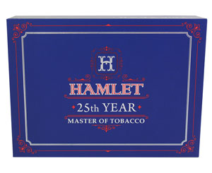 Hamlet 25th Year Sixty 5 Pack