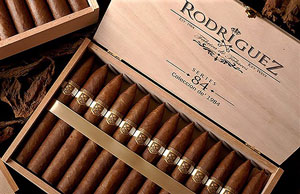 Rodriguez Series 84 Robusto Cigars 5 Pack