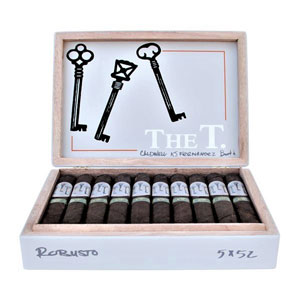 The T Lonsdale Cigars Box