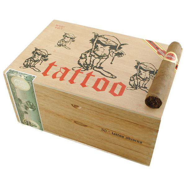 Tatuaje Tattoo Adivino Cigars