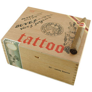Tatuaje Tattoo Bonitos Cigars
