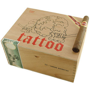 Tatuaje Tattoo Universo Cigars