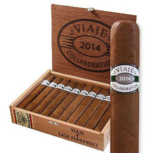 Viaje Collaboration Cigars