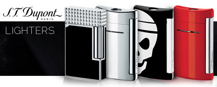 S. T. Dupont Lighters
