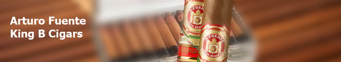 Arturo Fuente King B Cigars