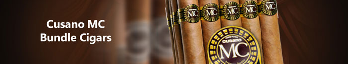 Cusano MC Bundle Cigars