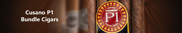 Cusano P1 Bundle Cigars