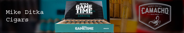 Camacho Mike Ditka Cigars