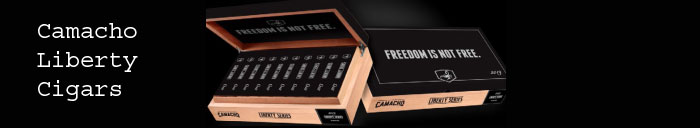 Camacho Liberty Limited Edition Cigars