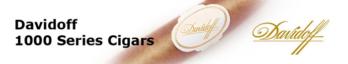 Davidoff Thousand Series 2000 Cigars