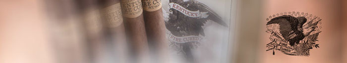 Kentucky Fired Cured Cigars