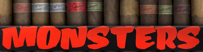 Tatueje Monster Cigars